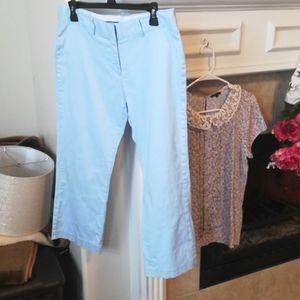 Express Editor Capri Pants Size 10